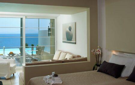 Atrium Hotel Rooms